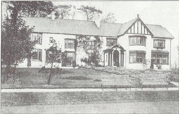 The Grange, Trimdon Grange