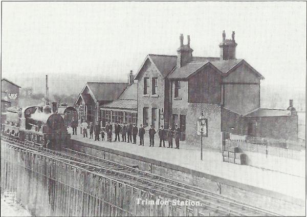 Trimdon Station