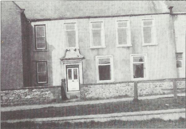 Bryan Roper's house 1718