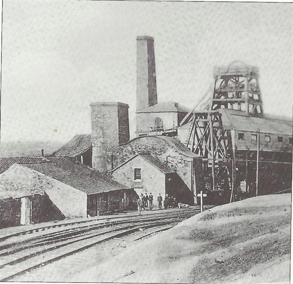 The Old Colliery.