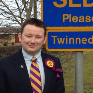 John Leathley UKIP Prospective Parliamentary Candidate for Sedgefield