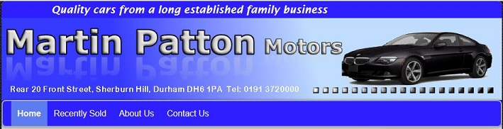 Martin Patton Motors of Sherburn