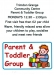 Parent & Toddler Group