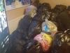 bin bags in house