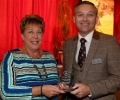 Award for for Outstanding Voluntary Contribution