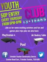 13+ YouthClub