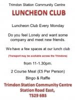 Luncheon Club