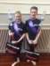 Savanah and Kieran, World Champion Winners
