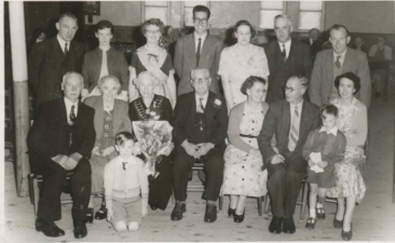 Genealogy and family ancestor research on the Trimdon Times Katie Holmes Married