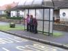 No bus...