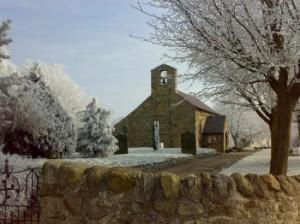 Carol Service at St Mary Magdalene's, Trimdon Village