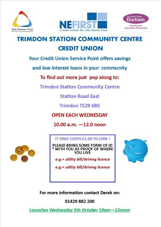 Trimdon Station Credit Union
