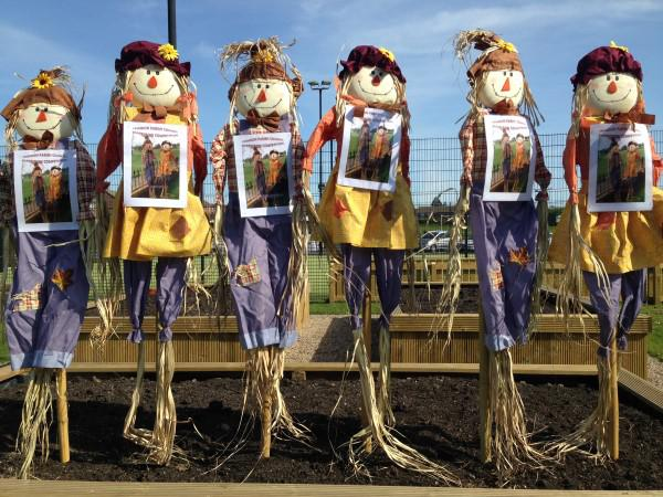 Trimdon Scarecrow competion 2017