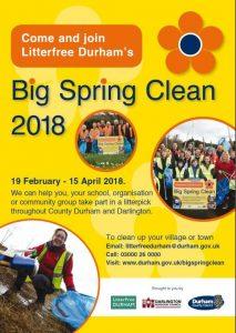 Big Spring Clean 2018