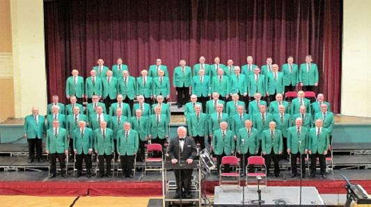 Hartlepool Male Voice Choir To Help Raise The Roof