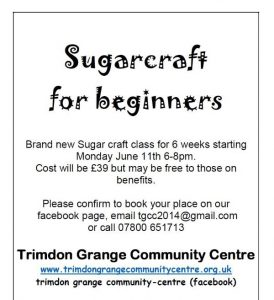 Sugarcraft for beginners