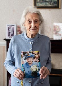 Alice Appleton from Trimdon celebrated her 100th birthday on 15th June 2018