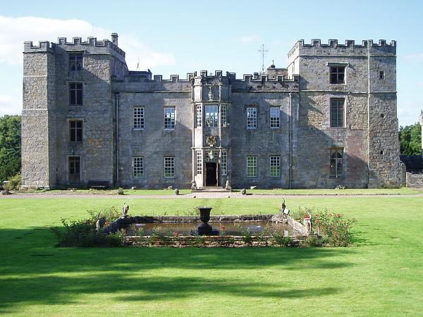 Chillingham Castle - photo courtesy of Glen Bowman