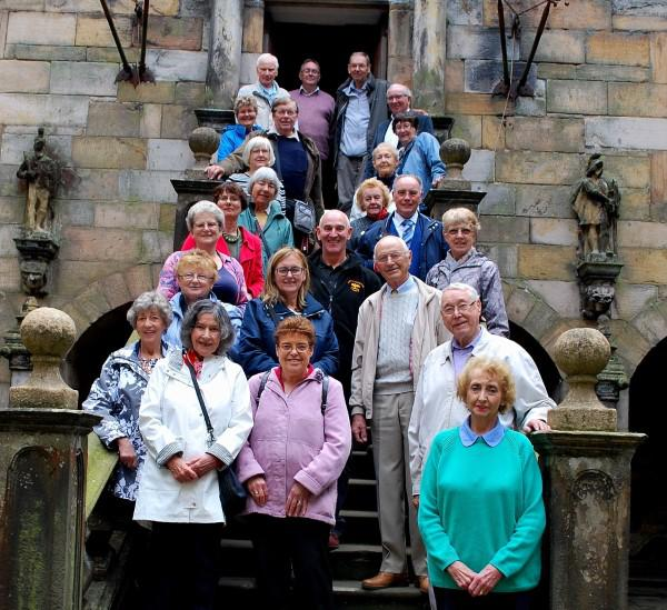 Friends of St Edmund's Church, Sedgefield, and their supporters