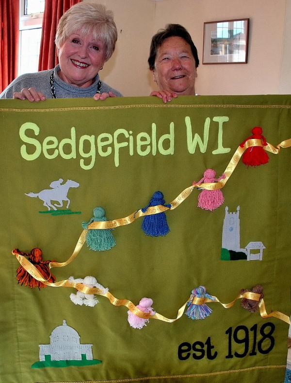 Sedgefiel Womens Institute Centenary
