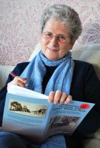 Local historian Alison Hodgson