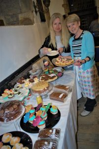Charities benefit from  St Edmund's church event