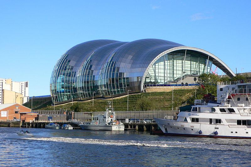 Sage Gateshead  - image Jim F Bleak