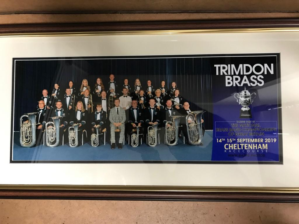 Trimdon Brass Band 2019
